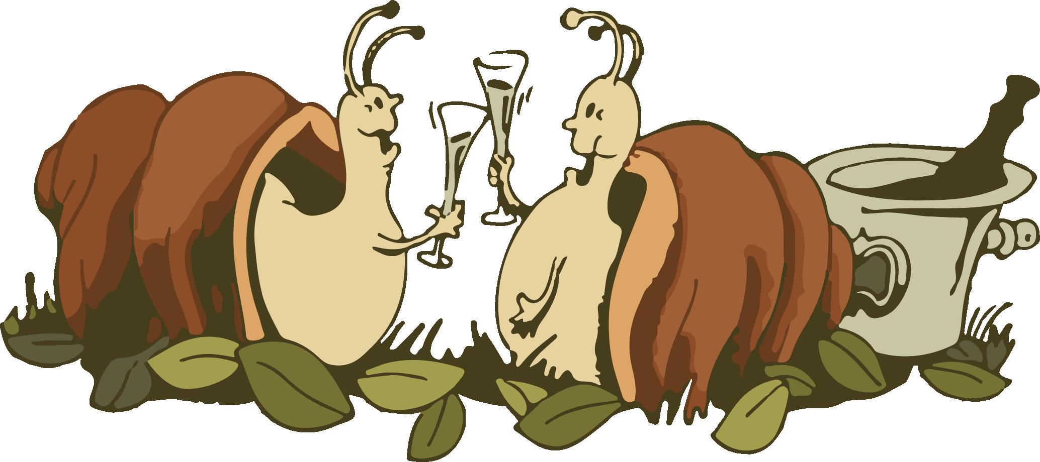 Logo Escargot Catering